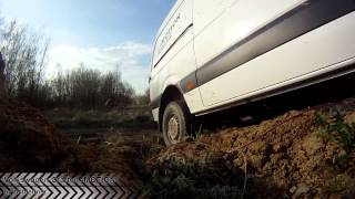 Off Road Test Drive - Volkswagen Crafter 4MOTION - Achleitner