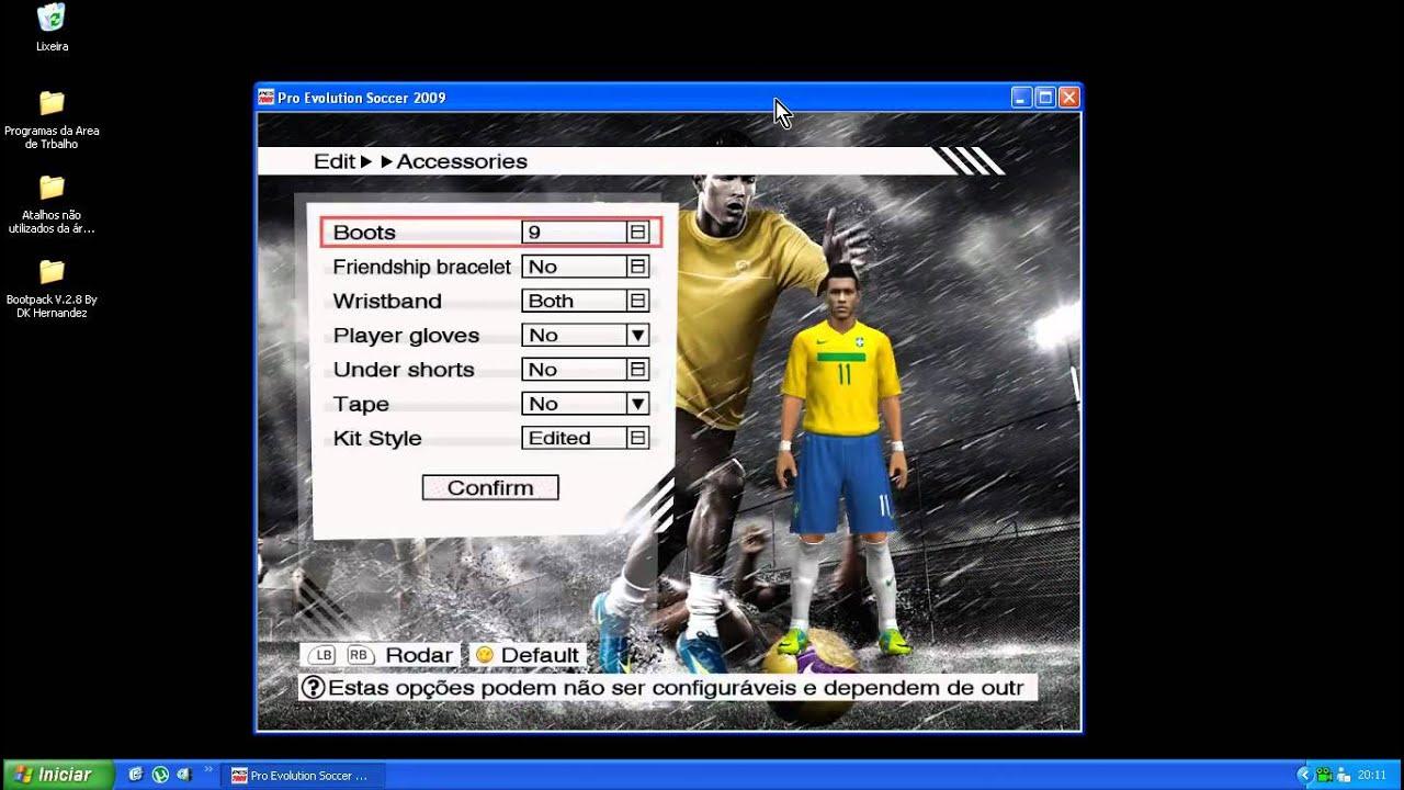 jsl patch za pes 2009 download