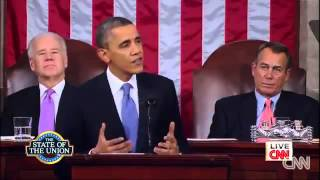 Obama In SOTU Address 2013 Says He Will Bypass Congress On Carbon Taxes