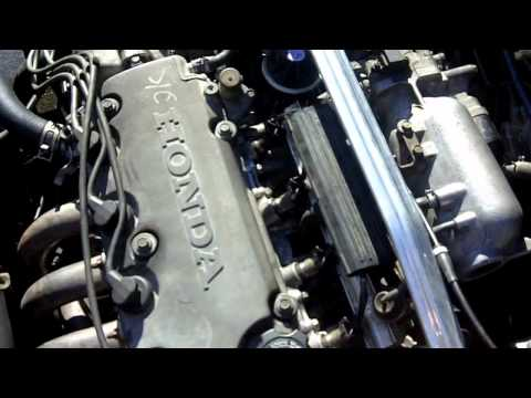 P0401 Diagnosis EGR Low Flow Honda Civic