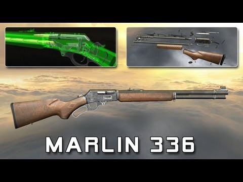 Marlin 336 DeLuxe (full disassembly and operation)