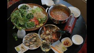 Lẩu Hải Sản | Seafood Hot Pot