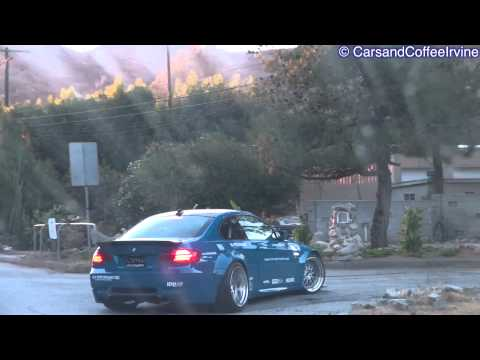 LIBERTY WALK Widebody BMW M3 Coupe: Revs. Accelerations & Overview!