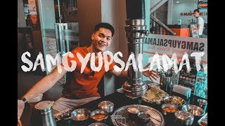 Most Affordable and Best Korean Samgyeopsal? | Samgyupsalamat
