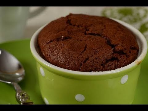 Molten Chocolate Cakes Recipe Demonstration - Joyofbaking.com