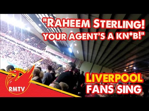 """Raheem Sterling, Your Agent's A Kn*b!"" 
