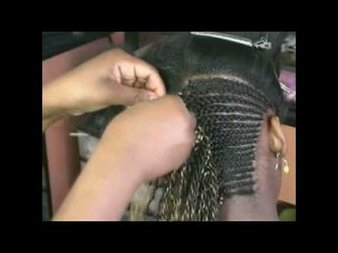 Mohawk braids by Seddeb Braids
