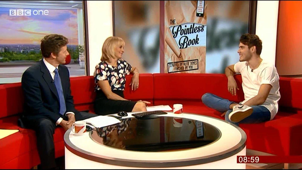 Alfie Deyes Book Alfie Deyes Interview on Bbc