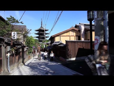 Walking in KYOTO / JAPAN - Séta Kyotóban (Japán)