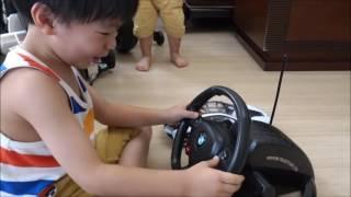 方向盤遙控車-姚小鳳