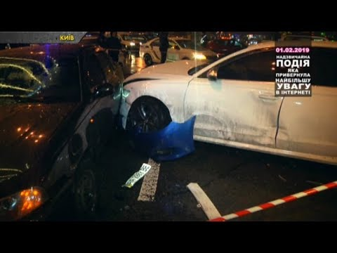 Смертельна ДТП у Києві, за участі 6 машин