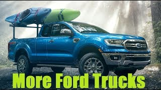 Don't Buy the New Ranger.... Yet - Ford is Testing Another Exciting Truck!!!
