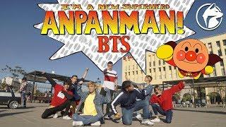 [KPOP IN PUBLIC MEXICO]  BTS (방탄소년단) - ANPANMAN Dance Cover by MadBeat Crew