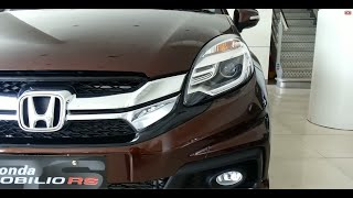 Honda Mobilio (RS) Specification & Price (HD)