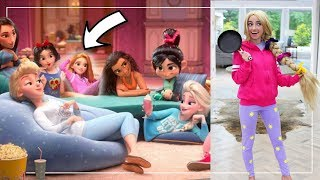 WRECK-IT RALPH 2 Disney Princess Costumes!