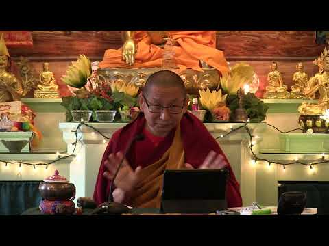 03 Praise to Great Compassion with Geshe Yeshi Lhundup: Hearers and Solitary Realizers 04-18-19