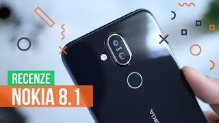 Nokia 8.1: Skvělý design, skvělý displej, skvělý foťák - [recenze]