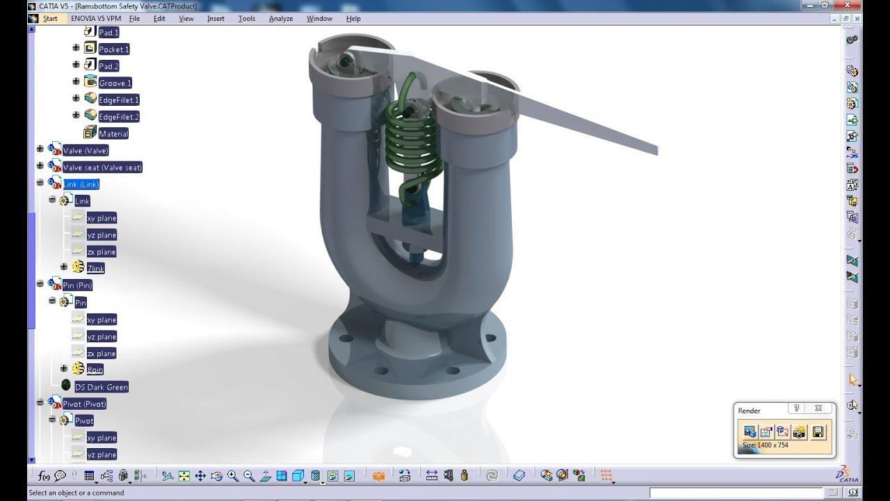 Valve apple link valve