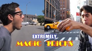 New EXTREMELY Magic Tricks Vine 2018