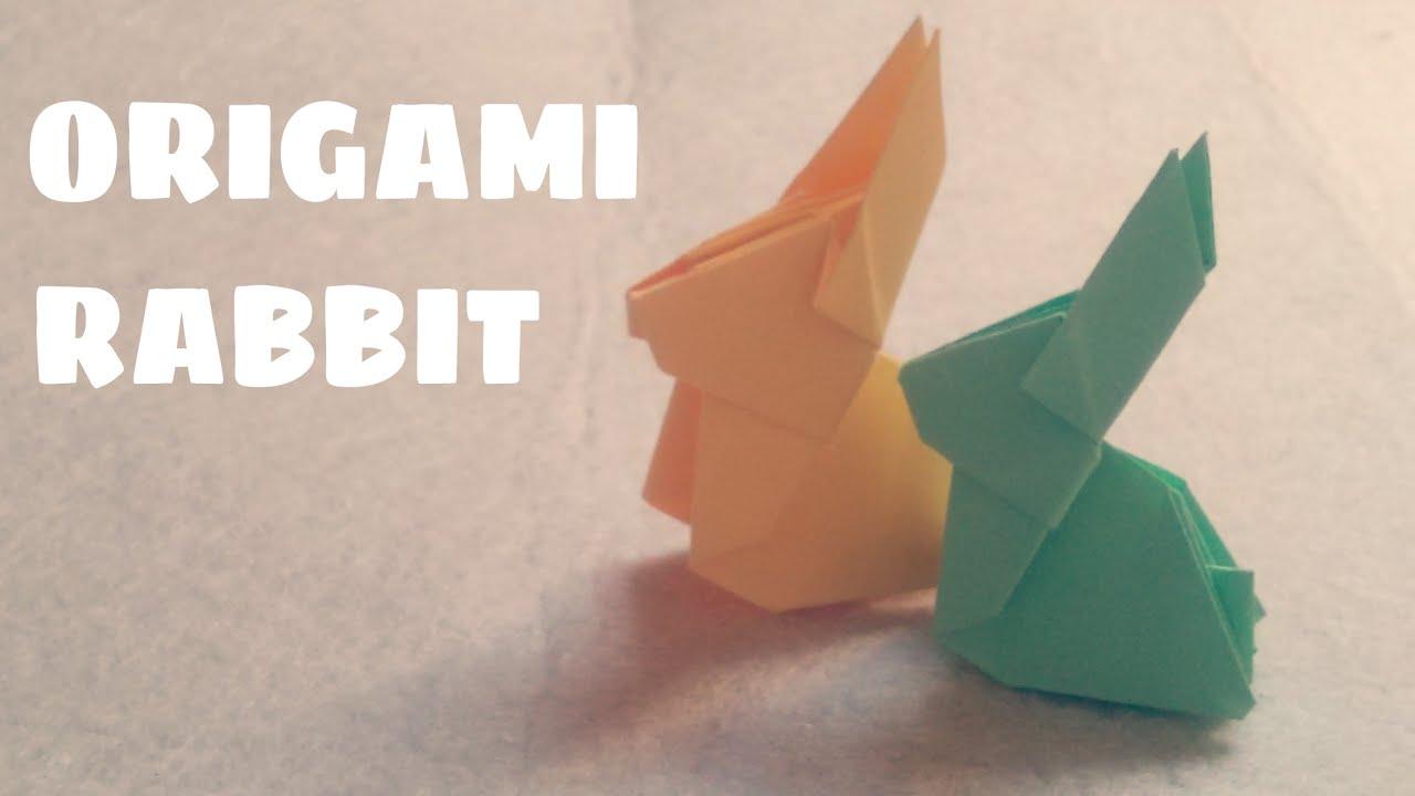 折り紙つるの立方体  YouTube