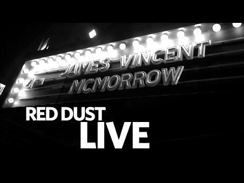 WGBH Music: James Vincent McMorrow - Red Dust (Live)
