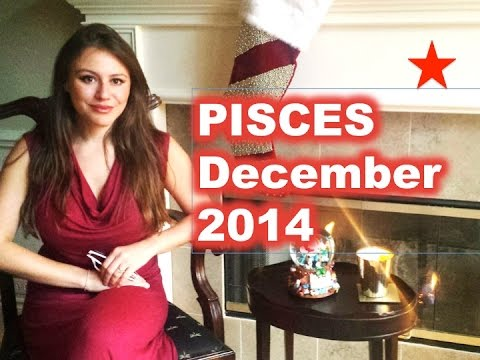 PISCES December 2014 with Astrolada