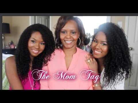 The Mom Tag! (Meet Our Mom) ❤️