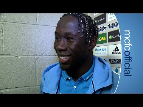 SAGNA ON WIN |  WBA 1-3 City | Bacary Sagna