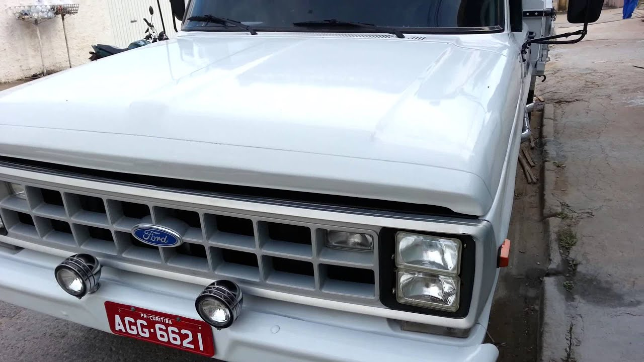 Ford Super Truck >> caminhão ford f4000 top - YouTube