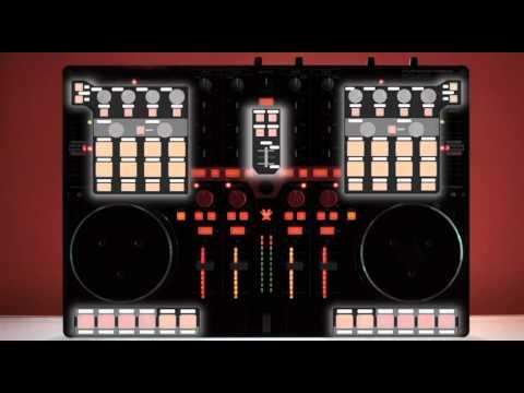 Vestax VCI-400 Preview