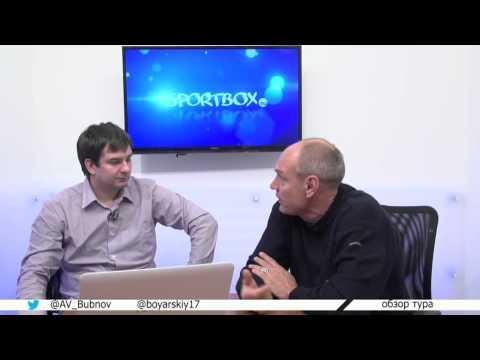 Александр Бубнов о матчах 16-го тура 12.11.2013