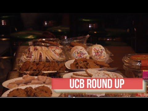 UCB Round Up - Katie Fisher Day
