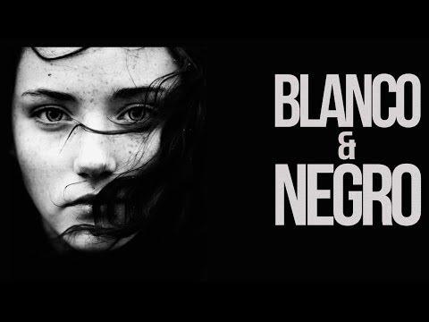 Phototutorial- Blanco y Negro Profesional en 4 minutos