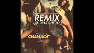 De La Ghetto, Auudi, PainDigital, Don Severo - Saca la Chamaca (Remix)