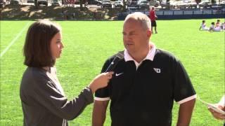Dayton Men's Soccer - Ohio State Postgame