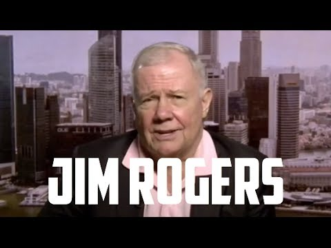 JIM ROGERS - When Will FEDERAL RESERVE STOP PRINTING MONEY? INVEST in CHINA
