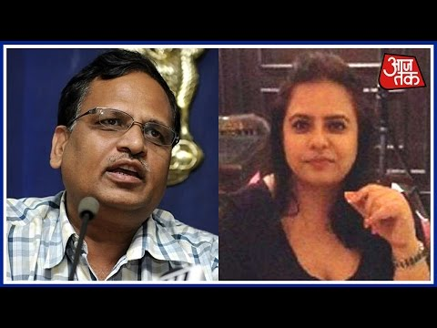 Delhi Health Minister's Daughter Resigns As Advisor To State Government