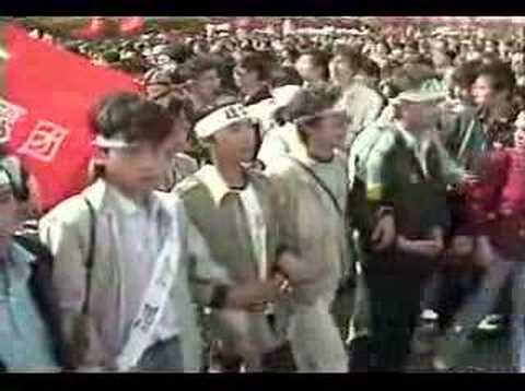 纪录片天安門 六四事件 Tiananmen Square protests Part.8of20