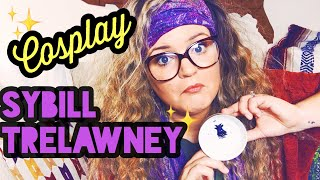 Sybill Trelawney Cosplay! | Harry Potter Get Ready With Me!!