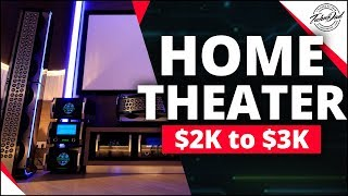 Home Theater Sound for $2,000 to $3,000