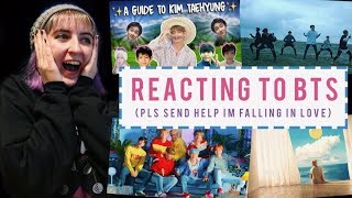 Download Lagu NEW BTS FAN REACTS TO BTS Gratis STAFABAND