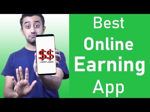 Earn Money Online with App   Earn Money Online 2019 Urdu Hindi