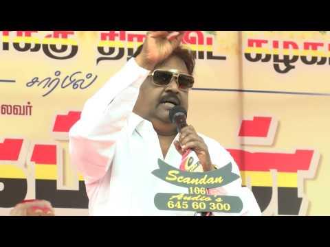 Tamilnadu CM is 'Zero' Panneerselvam No More 'O.Panneerselvam' - Vijayakanth Funny Speech