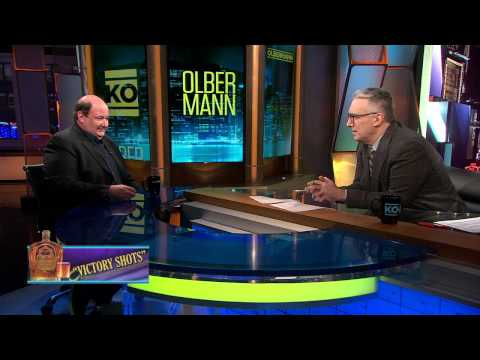 Brian Baumgartner Joins Olbermann