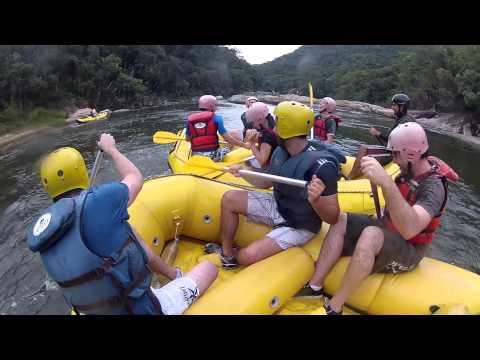 Rafting em Santo Amaro da Imperatriz