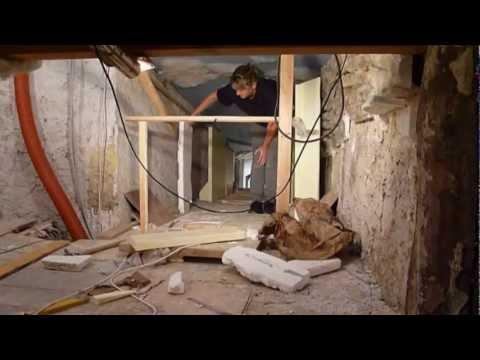 Come nasce un Presepio  - Natale 2012 -  Amici del Presepio Segusino (TV)