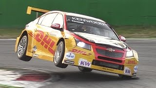 WTCC 2017 Pre-Season Test at Monza Circuit - 12 Minutes of Pure Sounds from Day 1!!