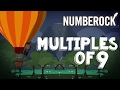 Download 9 Times Table Song Rap | Multiples of Nine by NUMBEROCK MP3 song and Music Video