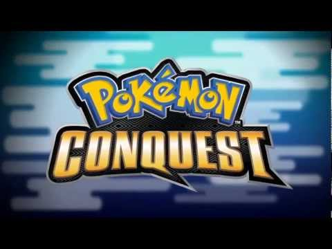 Pokemon Conquest (USA) rom 100% english