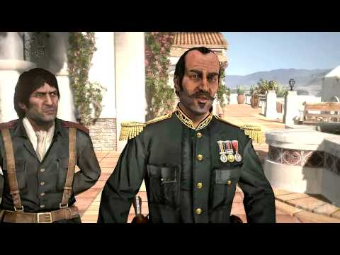 Red Dead Redemption Trailer - Revolution
